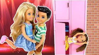Танцевальный конкурс  Зачем ты меня закрыла? Мультик #Барби Сериал Куклы Игрушки Для девочек