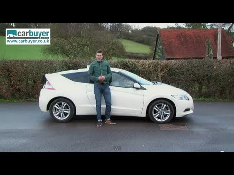 Honda CR-Z coupe review - CarBuyer