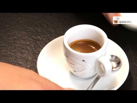 "Espressobohnen GOLDMEDAILLE Empfehlung ""San Salvador Super Bar"""