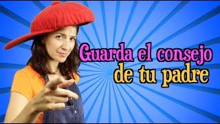 GUARDA EL COSEJO DE TU PADRE. DEVOCIONAL PARA NIÑOS AMY & ANDY/ MISS NAT