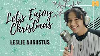 let's enjoy christmas - leslie augustus (official lyric   - YouTube
