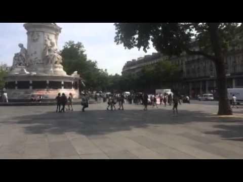 Deux ans après sa rénovation, la place de la République est devenue un cloaque