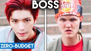 K POP WITH ZERO BUDGET! (NCT U  BOSS)