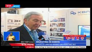 Gazelle Limited banks on printing business