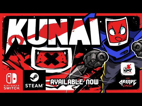 KUNAI - Release trailer (PC/Switch) de KUNAI