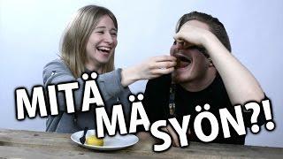 MITÄ MÄ SYÖN!?   HAASTE Feat. SOIKKU