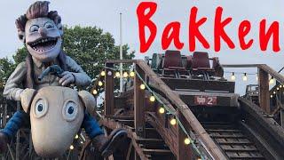 Bakken (Copenhagen Amusement Park) Tour & Review With The Legend