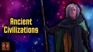 Star Trek's Ancient Civilizations - A Summary