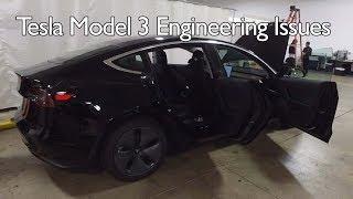 Tearing Into Tesla's Model 3
