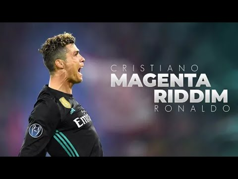 Cristiano Ronaldo - Magenta Riddim | Skills, Tricks, Dribbling Skills|
