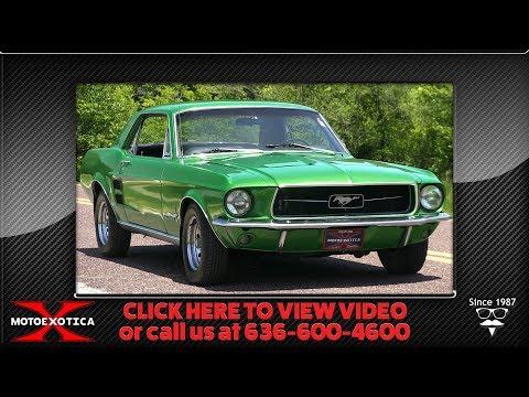 Video of '67 Mustang - Q7D1