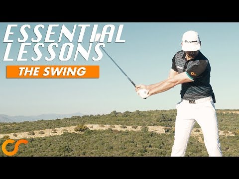 SIMPLE GOLF SWING LESSON - ESSENTIAL LESSONS FRO NEW ...