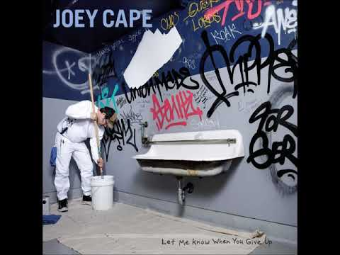 Joey Cape - Let Me Know When You Give Up (Official Audio)
