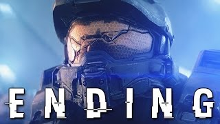 Halo 5 Guardians ENDING / FINAL MISSION - Walkthrough Gameplay Part 17 (Xbox One)