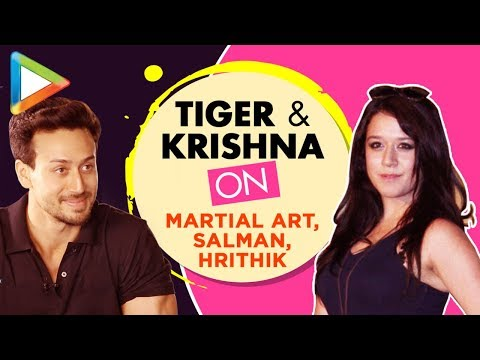EXCLUSIVE: Tiger Shroff & Krishna Shroff On Salman Khan, Hrithik Roshan & Importance of Martial Art