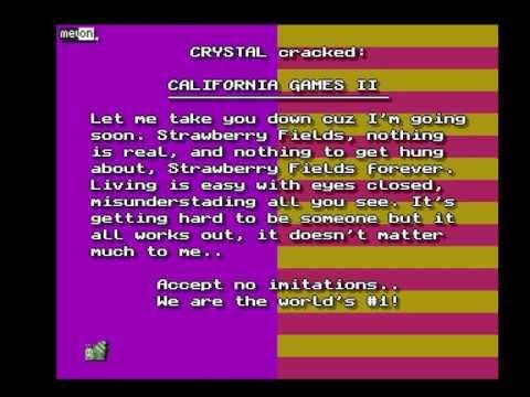 California Games II Amiga