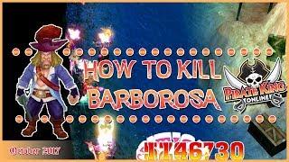 Pirate King Online | Bossing | Barborosa