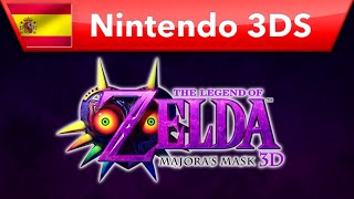 Minisatura de vídeo nº 1 de  The Legend of Zelda: Majora's Mask 3D