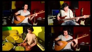 Gonen Molla - Gul Bakislim Gel (Saz, Bass, Drums)