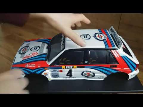 Lancia Delta Integrale Killerbody