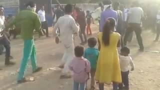 Adivasi lok nratya Gujarati shadi dance in dahod.m