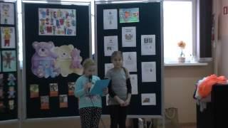 preview picture of video 'Dzień Misia w Zespole Szkół w Grodzisku, Listopad 2014 cz.1'
