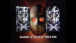 Jason X (2001) Video