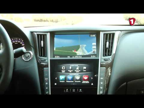 Infiniti  Q50 Седан класса D - тест-драйв 3