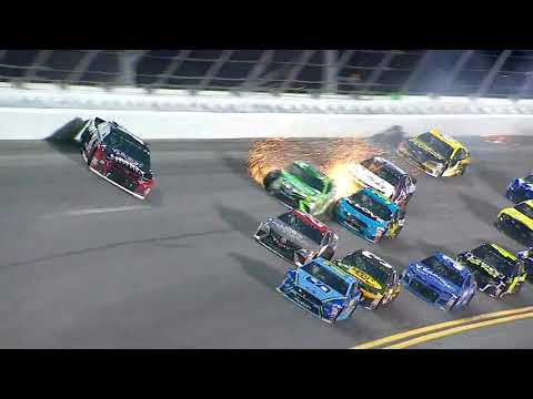 Buckle Up! Daytona Delivers A Wild Finish Mp3