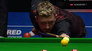 Mc gill v Wilson dramatic final frame wc Video