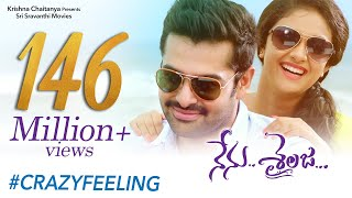 Crazy Feeling Full Video Song | Nenu Sailaja Movie | Ram Pothineni | Keerthy Suresh| Devi Sri Prasad