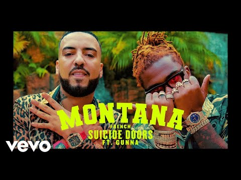 "French Montana – ""Suicide Doors"" ft. Gunna"
