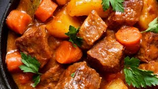 Huge Mistakes Everyone Makes When Cooking Beef Stew