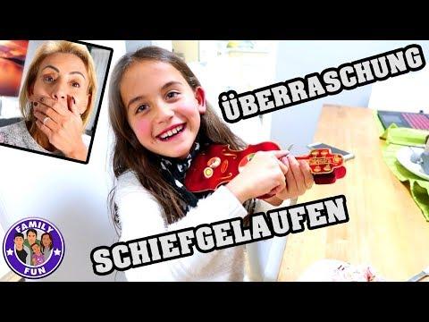 ÜBERRASCHUNG SCHIEFGELAUFEN - ALLES VERMASSELT - Verlosung - Vlog #157 Our life FAMILY FUN