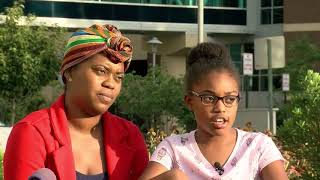10-year-old helps save baby born in bathroom