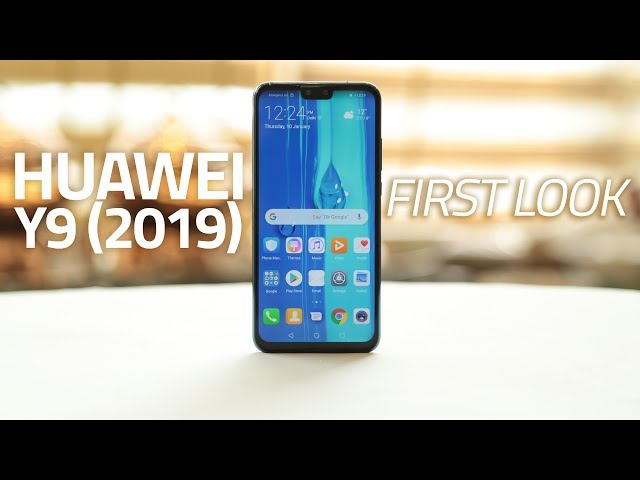 Huawei Y9 (2019) First Impressions | NDTV Gadgets360 com