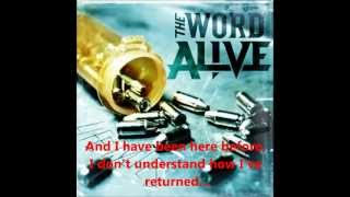 The Word Alive- Astral Plane [w/lyrics]