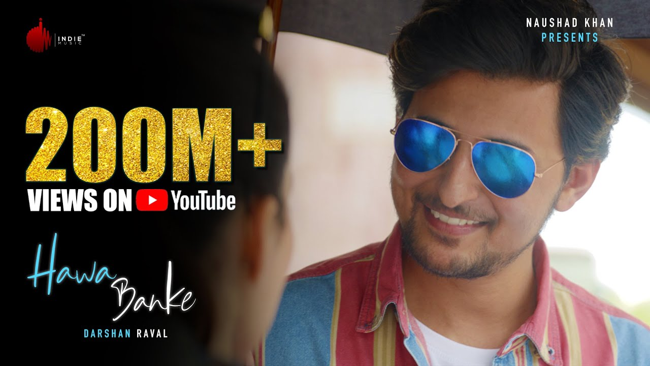 Hawa Banke Lyrics - Darshan Raval