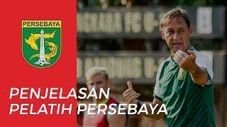 Wolfgang Pikal Jelaskan Alasan Timnya Persebaya Surabaya Kalah dari Persib Bandung