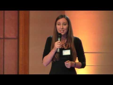 Vidéo SAPEY-TRIOMPHE Laurie-Anne : Une présentation inattendue.