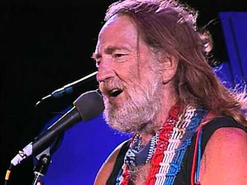 Willie Nelson - Whiskey River (Live at Farm Aid 1986)
