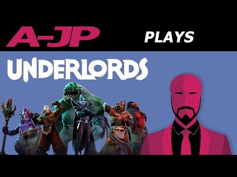 AJP PLAYS - Dota Underlords Elusive/Primordial