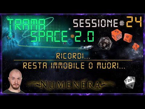 """Numenera """" TRAMA SPACE 2.0 """" - Sessione 24"""