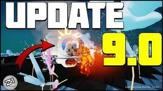 Astroneer Update 9.0 New SCRAPPER New Mechanics ! Astroneer Update Gameplay Ep1  | Z1 Gaming
