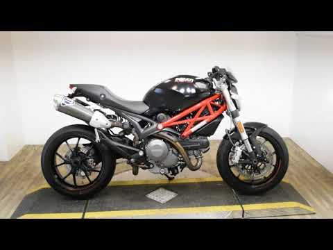 2011 Ducati Monster 796 in Wauconda, Illinois - Video 1