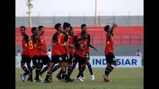 AFF U-16 Championship: Timor Leste vs Cambodia
