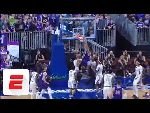 Best dunks from 2018 NCAA Championship Week | ESPN