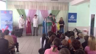 «Широкая Масленица» Бутурлиновская школа-интернат