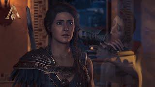 Assassins Creed Odyssey I Cinematic Cut I Finding Myrrine