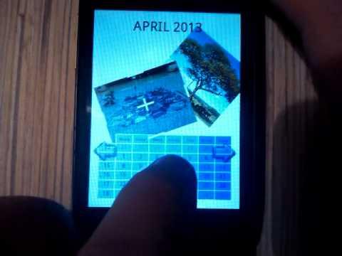 Video of Printable wall calendar free